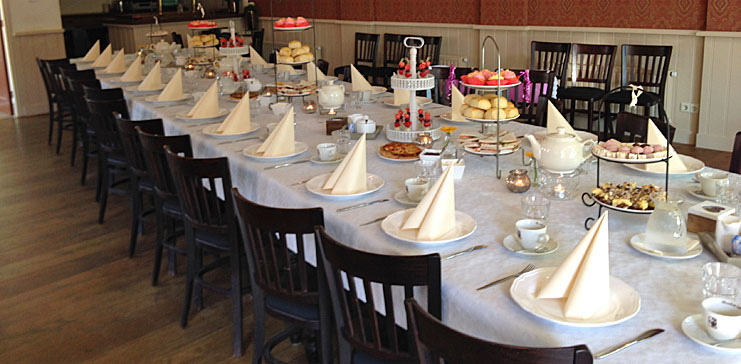 High Tea in Beerta, Winschoten